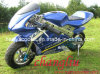 49CC Pocket Bike/50CC Racing Motorcycle/49CC 2-Stroke Mini Air Cooled Moto Easy Pull Start (CS-G9018)