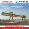 Weihua Mobile Double Girder Gantry Crane Truss-Type for Engineering Construction