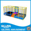 Double Trampoline with Ball Pools (QL-N1147)