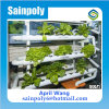 Low Price and Easily Installed Glass Multi-Span Venlo Greenhouse for Sale
