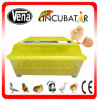 Automatic Mini Duck Eggs Incubator for Hatching 48 Duck Eggs with CE Approved