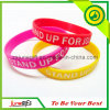 Fashion Wristband Silicone Bracelet Charms for Couple (JN-C13)