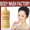 Body Wash Shower Bath Liquid Gel Shower Cream, Bath Gel Body Wash Creation Private Label Design OEM Liquid Soap