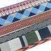 High Quality Woven Fabric Braided Cotton/Polyester/Polypropylene/PP/Nylon Webbing (SL1015)