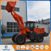China Mini Wheel Loader with Spare Pare Tire 17.5-25