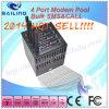 GSM 4 Port Modem Pool Wavecom Q24plus Bulk SMS Sending Machine