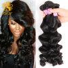 Hot Sale 3 Bundle Deals 7A Unprocessed Virgin Hair Brazilian Loose Wave Human Hair Bundles Brazilian Virgin Hair Loose Body Wave