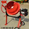 Pan Type Horizontal Portable Cement Concrete Mixer