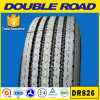 Double Road Brand All Steel Truck Tire 750r16 Cheapest Chinese Econimical Budget 700 Discount Tire