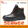 Middle Cut Steel Toe and Steel Plate Safety Shoes Work Boot