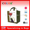 SGS, Sedex Audit 6 Bottles Wine Bag with Hook