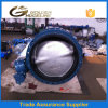 Pn10and Pn1 6 Cast Iron Butterfly Valve for Water Works