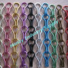Multi-Color Aluminum Fly Screen Chain (Y141011A)