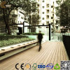Cost-Effective Waterproof Walkway WPC Hollow Decking Garden