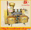Spiral Oil Press Screw Oil Expeller Machine Yzlxq120