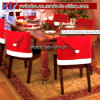 Christmas Decoration Red Hat Chair Dinner Decor CH1062)