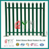 Qym-European PVC Plastic Picket Palisade Fence for Sale