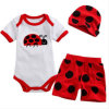 100% Cotton Summer Gift Cheap Baby Sets Manufacturer