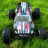 1/10 Scale 4WD RTR RC Nitro Car, Remote Control Car