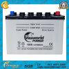 95D31L JIS Standard 12V80ah Car Battery