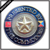 Quality Army Challenge Coin for Military Organization (BYH-10456)