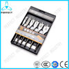 Spade-Point Carbon Bright Flat Wood Boring Bit Set