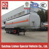 Fuel Tank Semi Trailer with Stainless Steel Tank