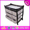 2015 Newest Wooden Chest of Drawers, Bedroom Furniture Wooden Chest Box, Hot Selling Wooden Toy Chest W08c084