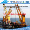 Eelctrical Barge Crane for Bulk Cargo Transshipper