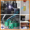Black Waste Oil Re-Refining Plant Recycling Used Motor Oil