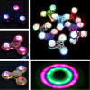 Ready Stock of Spinner for Hand Tri Fidget Spinner with LED