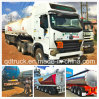 Quality similar yongqiang 40000 liter tank trailer