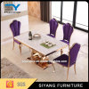Dining Furniture Dining Set Table Stainless Steel Dining Table