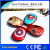 High Quality Avengers Power Bank Super Hero USB Charger