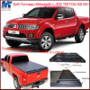 3 Year Warranty Folding Pickup Bed Covers for Mitsubishi L-200 Triton Double Cab