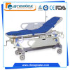 Hospital Emergency Patient Transfer Scoop Stretcher Ce & FDA (GT-BT021)