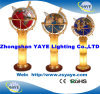 Yaye 18 Ce/RoHS Lighting Gemstone Globe with Available Globe Size: 330mm/450mm/550mm/650mm
