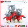 Promotion Plush Stuffed Animal Soft Rhinoceros Toy for Kids