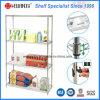 Heavy Duty Chrome Steel Supermarket Grocery Food Storage Wire Shelving