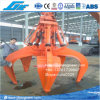 Electric Hydraulic Orange Peel Grab for Crawl Crane