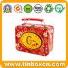 Metal Handle Tin Box, Lunch Tin Box, Gift Tin Box