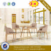 Living Room Furniture Wooden Base Leather Seat Barstool (UL-JT351)