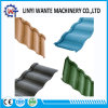 Soncap Romantic Materials for House Stone Coated Metal Roof Tile