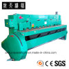 CNC Hydraulic Swing Beam Shearing and Cutting Machine QC12K 10X3200