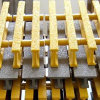 Pultrded Profile Steel Fiberglass GRP / FRP Grating