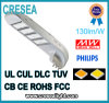High Power Shoebox LED Street Light Road Light with UL cUL Dlc