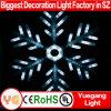 White Flash Big Snowflake Christmas Outdoor Decoration Motion LED Light