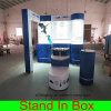 Build and Install Portable Versatile Reusable Modular Display Booth with PVC Shelves Display