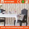3D Wood Waterproof PVC Wallpaper for Home Decor