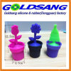 Fatory Selling Directly Beautiful Flower Shape Silicone Tea Infuser